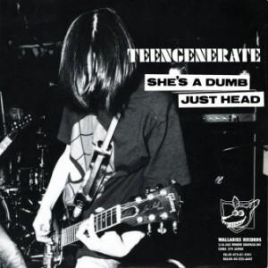 Teengenerate & Screaming Bloody Marys - 1994 - Split