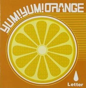 Yum! Yum! ORANGE - 2002.06.30 - Letter (Maxi)
