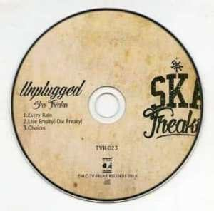 Ska Freaks - 2014 - Unplugged [EP]