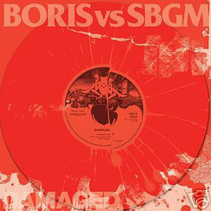 Stupid Babies Go Mad & Boris - 2006 - Damaged (Split)