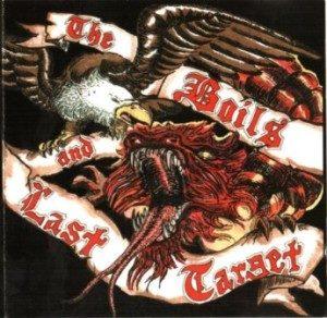 The Boils & Last Target - 2003 - Nobility & Nihilism (Split)