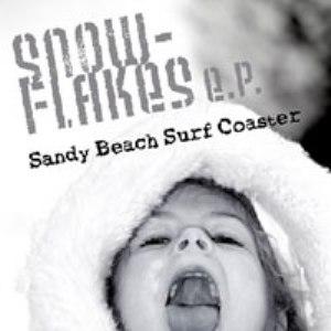 Sandy Beach Surf Coaster - 2009 - Snow-Flakes (EP)