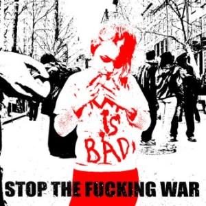 Burl - 2004 - Stop The Fucking War