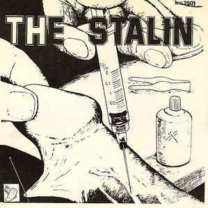 The Stalin - 1980 - 電動こけし _ 肉 (Flexi)